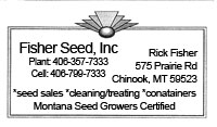 Fisher Seed